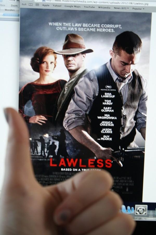 'Lawless' Was Not Flawless