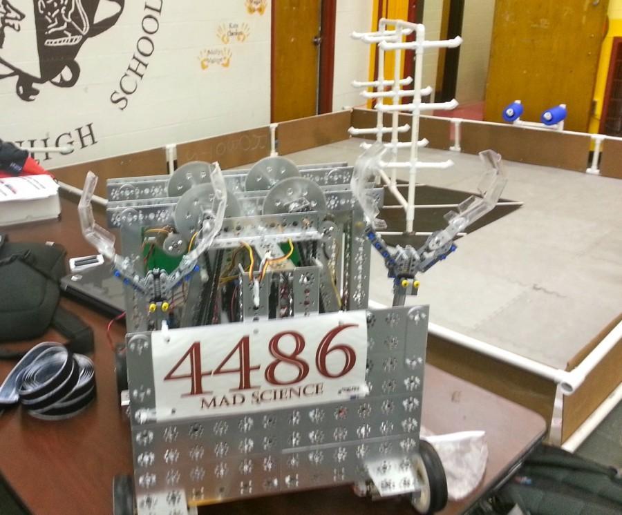 Robotics Update: Lost One Meet, Still Planning for States