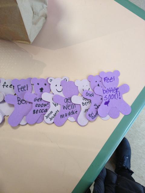 Bracelets for Brooke