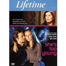 She's Too Young Movie Poster