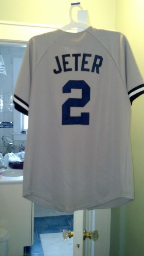 Jeter Jets Out