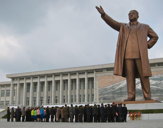 Man Attempts to Swim to North Korea