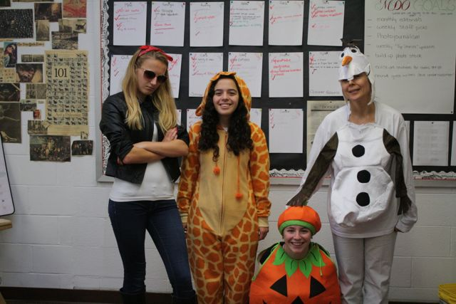 Hallowinner Costumes 2014