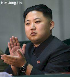 Where is Kim Jong-un?