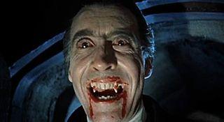 Dracula, the Superhero