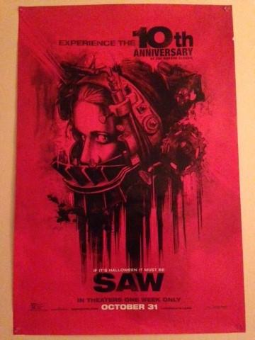 The Return of Saw