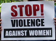 Domestic violence is a serious problem in the United States and plays a major role in the homicide rate.
