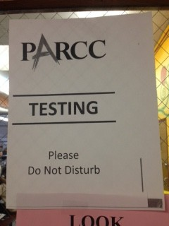 On behalf of A2, we apologize to all test takers in the cafeteria for disturbing you.