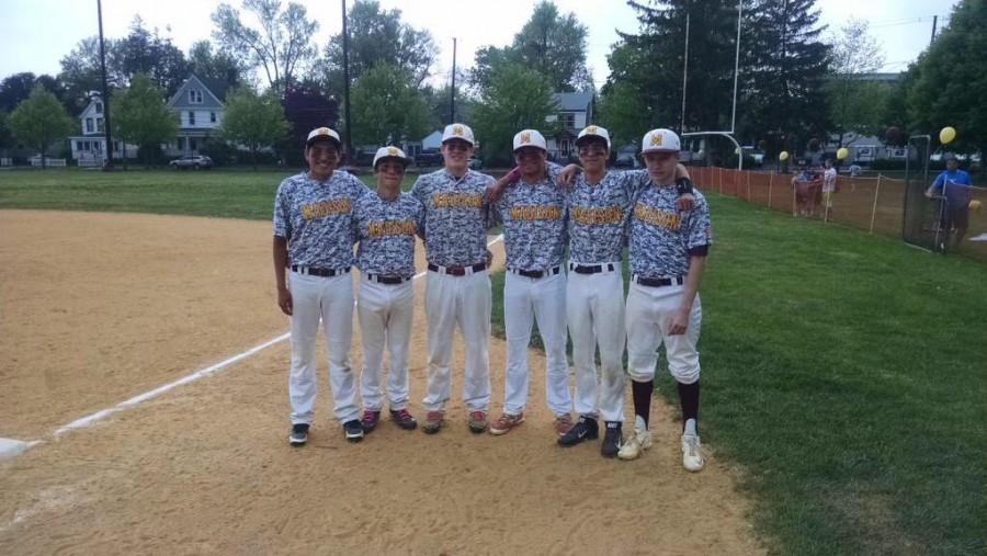 Dodger Baseball Seniors