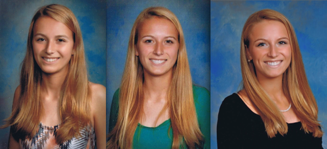 Through the years (minus junior year because that was rough.)