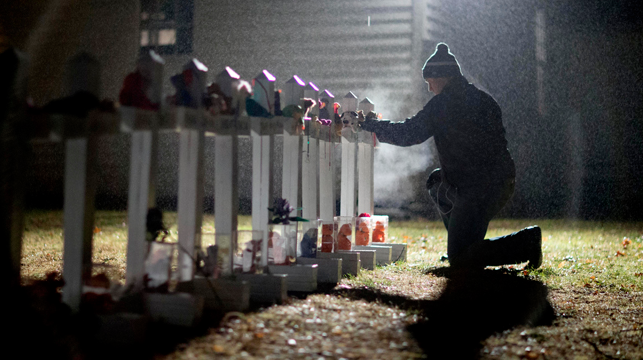 Anniversary of the Sandy Hook Shooting