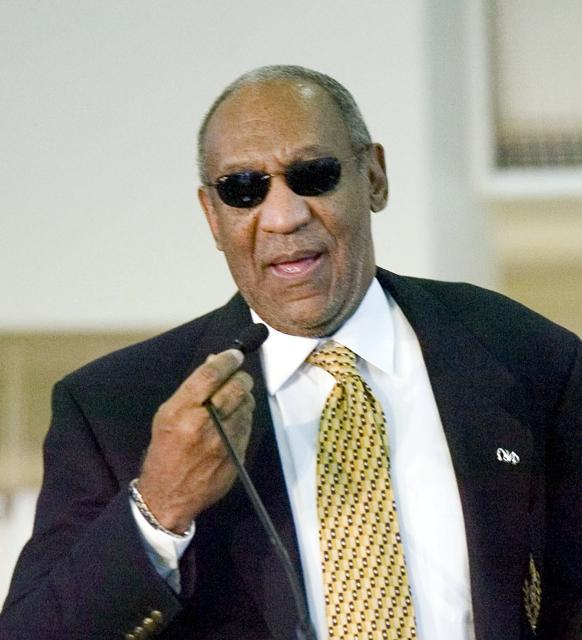 Bill Cosby is now famous for allegations against him