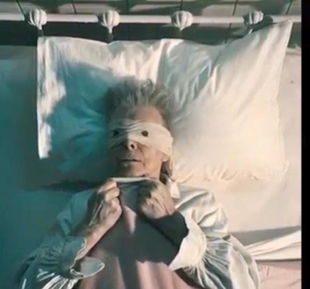 David Bowie's farewell music video 'Lazarus'