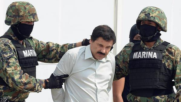It's hard to keep count of how many times El Chapo has been captured.