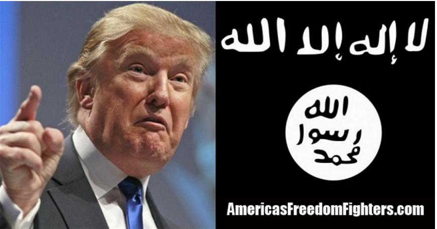 Due to Isis, Donald Trump has made yet another rash decision.