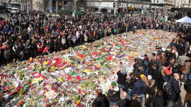 A Broken Brussels