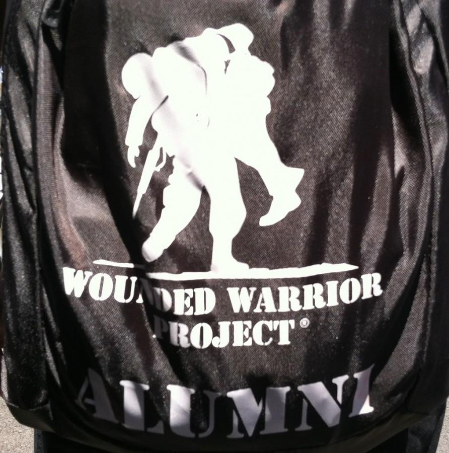 Wounded Warriors Project logo.