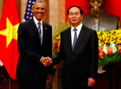U.S. Lifts Ban on Lethal Arms to Vietnam