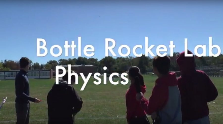 Physics Rocket Launch