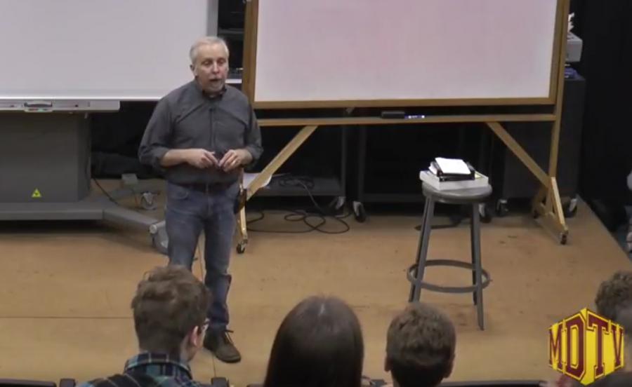The Humanities Department Presents Professor Dan LaPenta