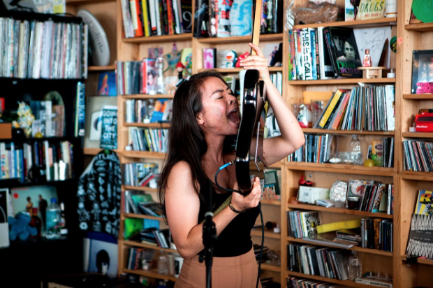 Mitski is one of the powerful females Diversity Club is honoring this month
