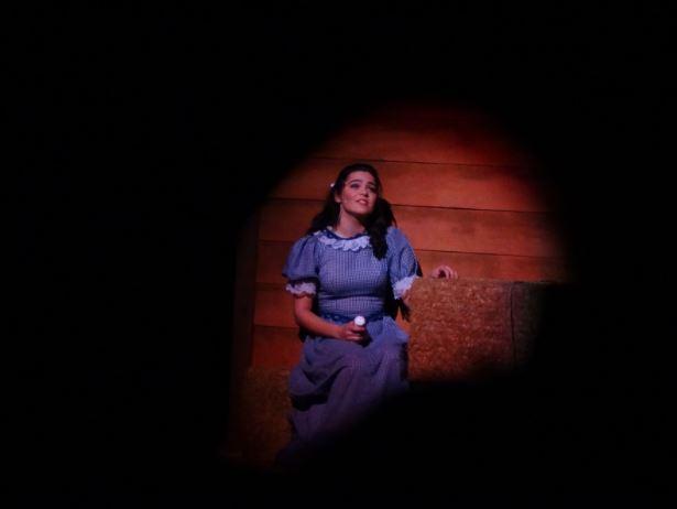 Aileen Bergin as Laurie in Oklahoma!