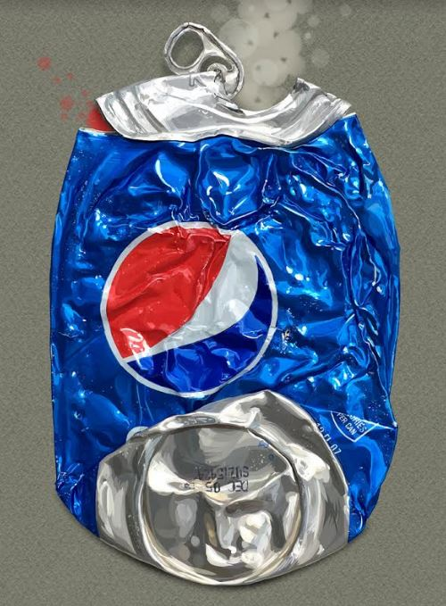 Pepsis ad aspirations are crushed