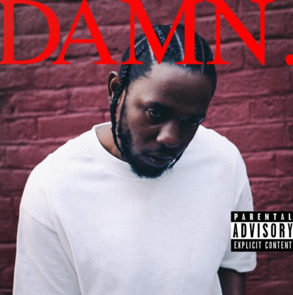 Review: DAMN.  Kendrick Lamar