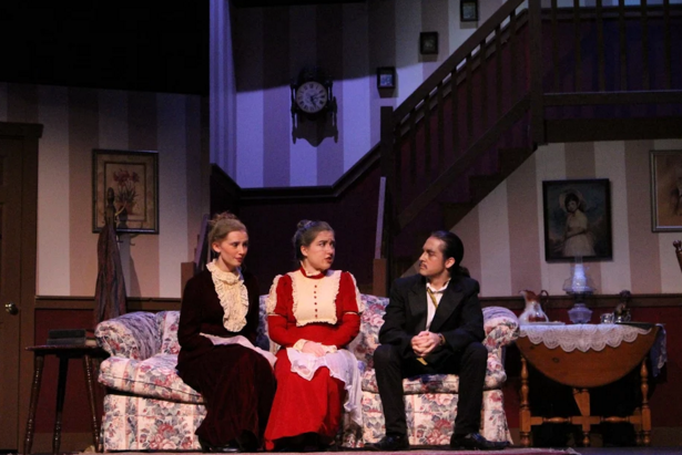 Arsenic and Old Lace: Brew(ster)ing with Excitement and Laughter