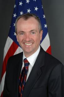 New NJ Governor Bill Murphy