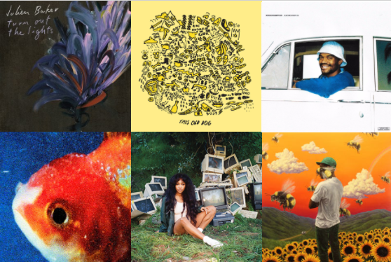 Listen to all of these albums.