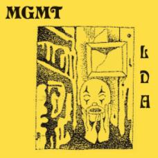 Album art for MGMT's