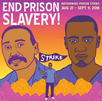 Informational poster for the National Prison Strike (https://incarceratedworkers.org/campaigns/prison-strike-2018)