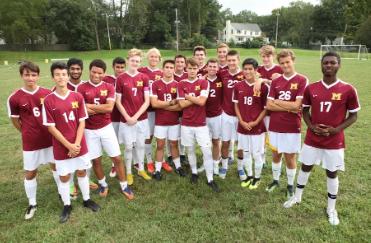 2019 MHS Boys Soccer Team