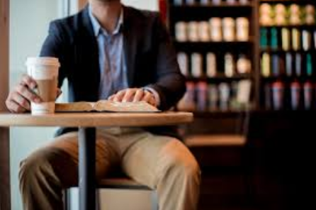 Most interviews will likely take place at Starbucks, or a similarly neutral location  (Google Common License)