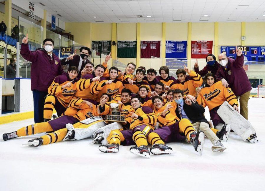 Dodger Hockey: Halvorsen Cup Champions