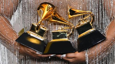 The Grammys! It
