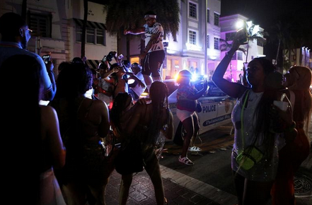 Florida Spring Break: Curfews and Arrests