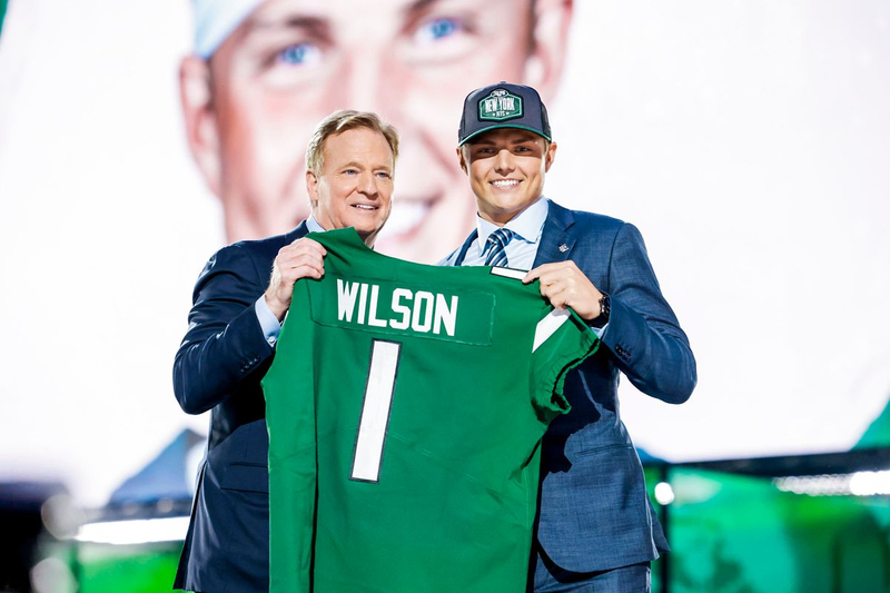 The Year of the Quarterback: NFL Draft Round 1 Recap